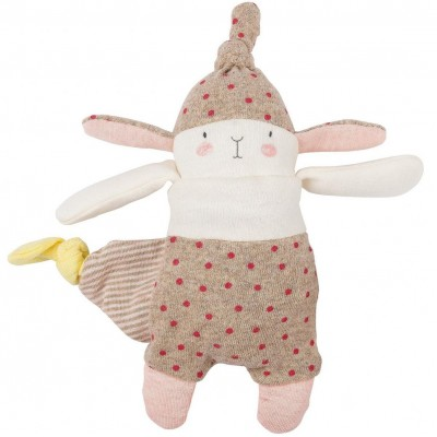 Moulin Roty Les Petits Dodos Rabbit Baby Comforter 20cm