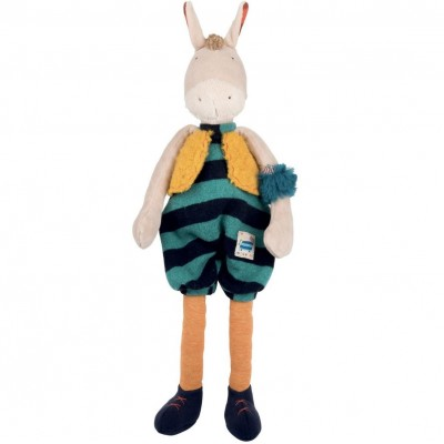 Moulin Roty Les Zig et Zag Horse Doll 42cm